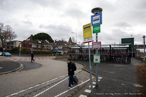 Extra plek ingeruimd voor bussen op Meerssenerweg