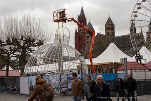 Verdenkingen van kerstmarktgesjoemel niet spoedeisend