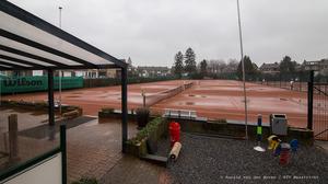 TC De Burght ziet af van verlichte tennisbanen