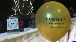 Award voor Hotel van der Valk