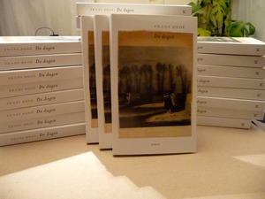 Frans Budé wint literatuurprijs