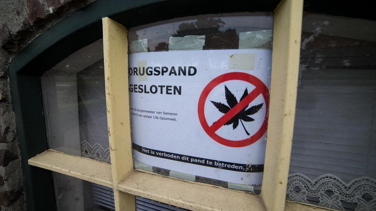 Drugspand aan de Stipdonk in Lierop afgesloten - SIRIS.nl